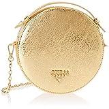 Guess Yo Yo, Sacs portés épaule femme, Or (Gold/Gol), 18x18x5.5 cm (W x H L)