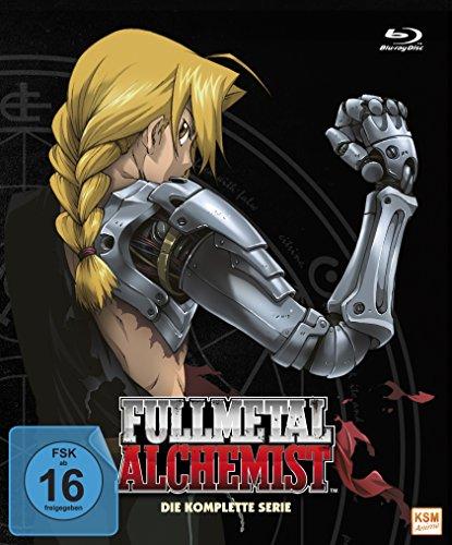 Fullmetal Alchemist – Die komplette Serie [Blu-ray]