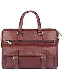 The Clownfish Regal 15.6-Inch Unisex Laptop Bag|Messenger Bag|Tablet Bag|Business Briefcase, Office Handbag Briefcase...