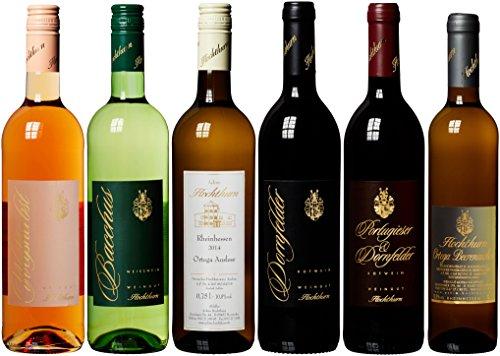 Weingut Achim Hochthurn Probierpaket Sweet Liebliche bis edelsüße Weiß- und Rotweine (6 x 0.75 l)