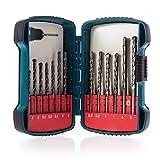 Makita P-51889 Masonry Drill Bit Set (13- Piece)