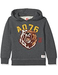 Unbekannt Jungen Kapuzen-Sweatshirt Hoodie Sweater Bear