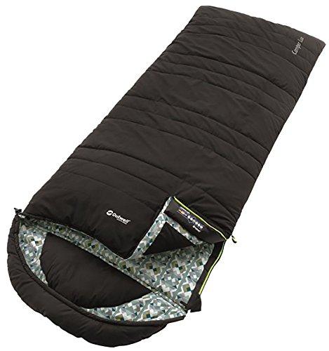 Outwell Camper Lux Sleeping Bag Ausführung Right 2019 Schlafsack
