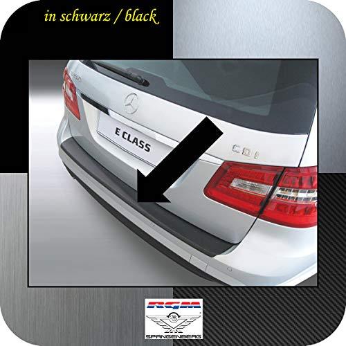 Preisvergleich Produktbild Richard Grant Mouldings Ltd. Original RGM Ladekantenschutz schwarz für Mercedes Benz E-Klasse T-Model S212 Kombi (S 212) T-Modell vor Facelift Baujahre 08.2009-03.2013 Aber Nicht Modelle AMG RBP491
