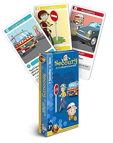 Abeilles Editions - Secoury et la sécurité routière