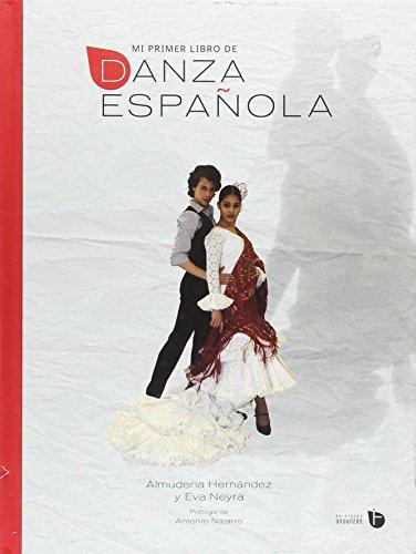 Mi primerlibro de danza española