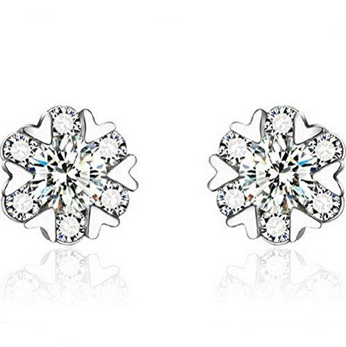 secreto-del-invierno-nieve-danza-seis-forma-de-corazon-romantico-plata-diamond-studded-pendientes