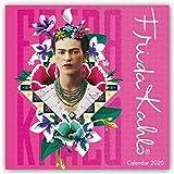 Frida Kahlo Wall Calendar 2020 (Art Calendar)