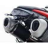 TRIUMPH 1050 SPEED TRIPLE-16/17-SUPPORT DE PLAQUE R&G Racing-442830
