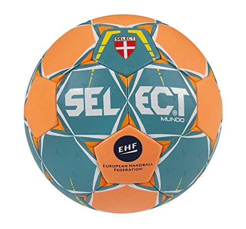 Select Mundo, 3, türkis orange, 1662858446