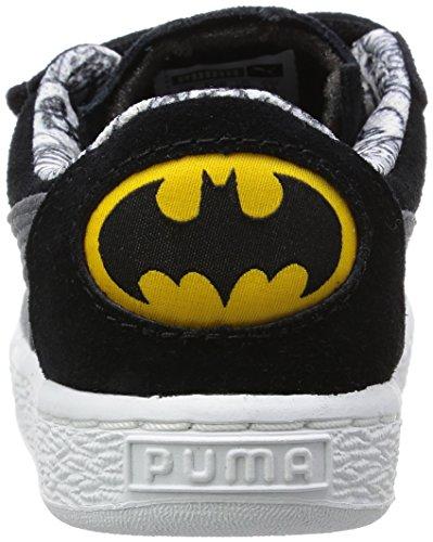 Puma Jungen Batman V Sneaker Schwarz (BLK/S.GREY 01BLK/S.GREY 01)