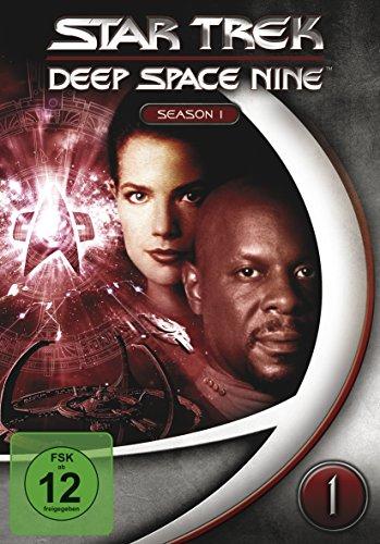 Star Trek - Deep Space Nine: Season 1 [6 DVDs] (Star 1 Trek-season Dvd)