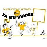 Tamukinder: (4. Halbjahr). Kinderheft + Elternzeitungen kplt.. (Musik und Tanz für Kinder - Erstausgabe)