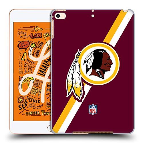 Head Case Designs Offizielle NFL Streifen Washington Redskins Logo Harte Rueckseiten Huelle kompatibel mit iPad Mini (2019) Washington Nationals Ipad