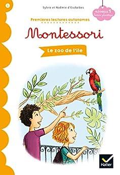 Le zoo de lîle - Premières lectures autonomes Montessori