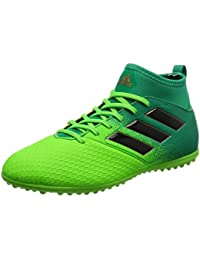 official photos 40a46 e7eb8 adidas Scarpe da Calcio Jr Ace 17.3 Primemesh Turf Solare Green-Core Black