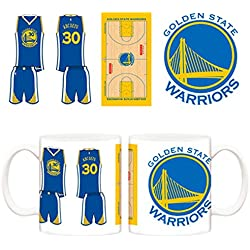 Taza NBA Golden State Warriors