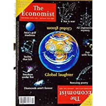ECONOMIST (THE) [No 51] du 20/12/1997 - GLOGAL LAUGHTER - SEXIN WAR - AN ENGINEERING MYSTERY - ASIA'S GOLF MADNESS - YACHTS THAT KILL - SMOKERS UNDER FIRE - DIAMONDS AREN'T FOREVER - RESCUING POETRY