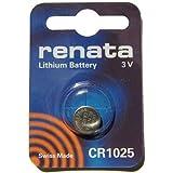 10 x Piles Renata 1025 Batterie au Lithium