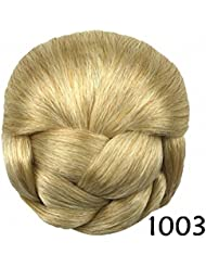PrettyWit Chignon Chignon Updo Extensions de Cheveux Extensions de Cheveux  Chignons Bridal Bloom Morceau Perruque Chignon