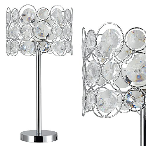 luxpro-tischleuchte-dora-1-x-e27-sockel45cm-x-oe-26cm-tischlampe-nachttischlampe-schreibtischlampe