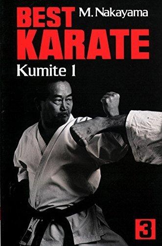 Best Karate, Vol.3: Kumite 1 by Masatoshi Nakayama (2013-10-11)