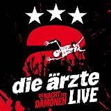 Live - Die Nacht der Dämonen (3 CDs) -