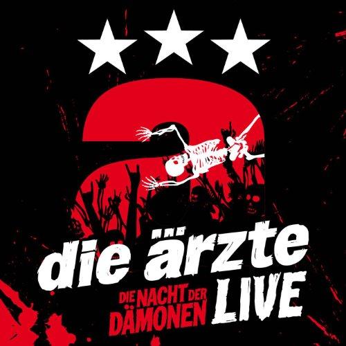 Live - Die Nacht der Dämonen (3 CDs) (Arzt, Zimmer)