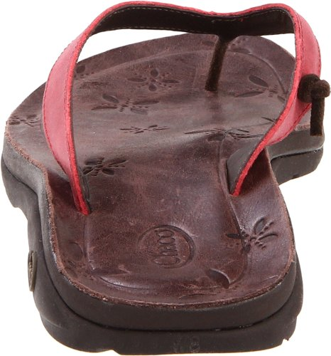 Klapki Chaco Locavore Red Wmns J102202 Rot