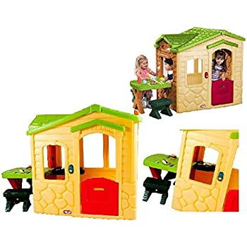 Little Tikes Country Cottage Pink Amazon Co Uk Toys
