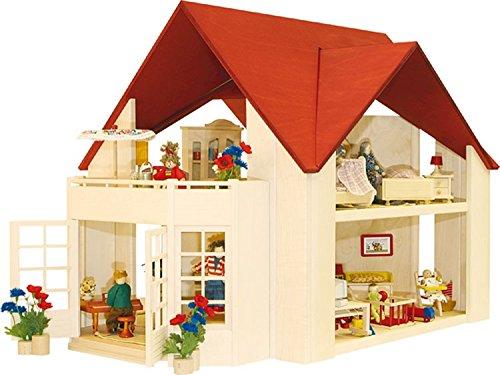 Rülke Holzpuppenhaus 23112 Haus Solitaire - 2