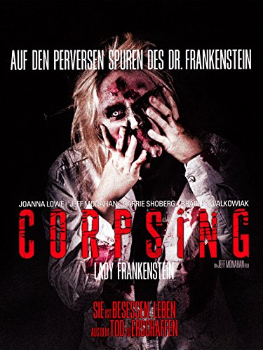 Corpsing - Lady Frankenstein Cover