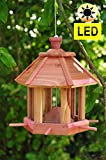 Bird Feeding House with Feed Dispenser and...