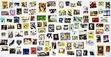 Seltene Briefmarken x50Old Interessante Sammler Erste Briefmarken Welt breit Briefmarken Deutschland Holland Nederland (S Kanada US Staaten etc. Old Geld 1D 2D 3D 4D 5D GB Kiloware Machin zufällige Lucky Dip Porto Post Briefmarken difinitive franked & unfranked High Qualität Zustand Philatelie philatelistischer Mischung Gerade Kante/perforiert Hobby beginnen oder hinzufügen zu Ihrer Sammlung hier.