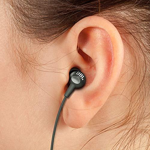 JBL C200SI in-Ear Headphones with Mic (Gun Metallic) Image 5