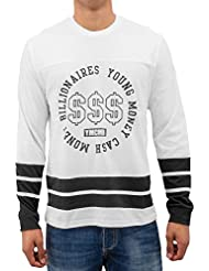 YMCMB Homme Hauts / T-Shirt manches longues D-Sign Jersey