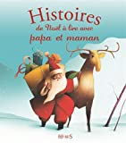Histoires de Noël à lire avec papa et maman