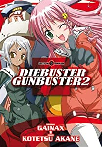 Diebuster Gunbuster 2 Edition simple One-shot