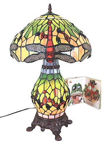 Graf Von Gerlitzen Edel Tiffany Lampe Tiffanylampe Tisch Tischlampe GN11