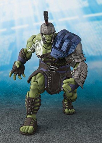 Bandai Marvel Thor: Ragnarok Hulk S.H.Figuarts Action-Figur - Figur Thor Action