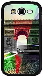 PrintVisa Case Cover for Samsung Galaxy Grand (D8126 Travel Paris)