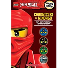 LEGO Ninjago: Chronicles of Ninjago: An Official Handbook by Tracey West (2014-12-30)