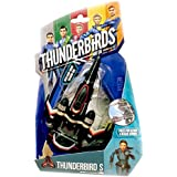 Thunderbirds Are Go - Figura de acción Thunderbird S (Vivid Imaginations 90301)
