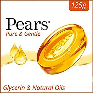 Pears Pure & Gentle Soap Bar 125gm+25g=150g