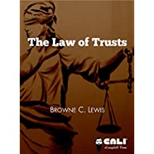 The Law of Trusts (English Edition)