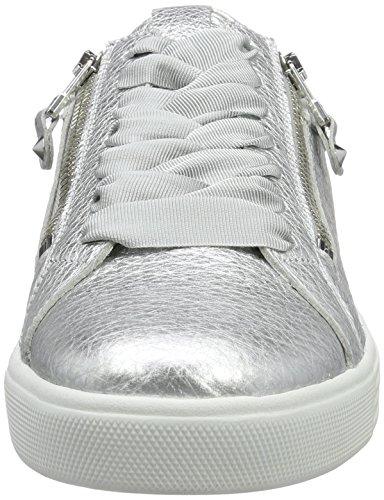 Kennel und Schmenger Schuhmanufaktur  Town, Sneakers Basses femme Silber (light Silver/silver Sohle Weiss)