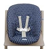 Blausberg Baby - Bezug für Stokke Newborn Set Sailer blau