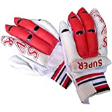 Samaira Sunshine Kid's Cricket Batting Gloves - Multicolor (Ideal For 10 - 18 Years)