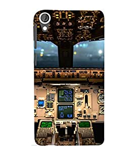 ifasho Designer Phone Back Case Cover HTC Desire 820 :: HTC Desire 820 Dual Sim :: HTC Desire 820S Dual Sim :: HTC Desire 820Q Dual Sim :: HTC Desire 820G+ Dual Sim ( Quotes on World is A Book )