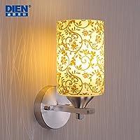 BBSLT Semplice e moderno LED parete lampada lampada da comodino